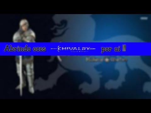 Chivalry: Medieval Warfare - Abrindo ocos por ai