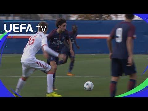 UEFA Youth League highlights: Paris 1-1 Bayern