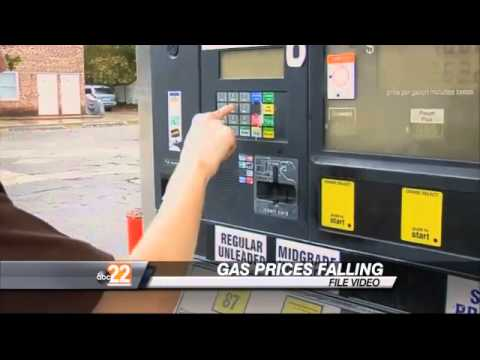 Relief at the Pump; Gas Prices Down