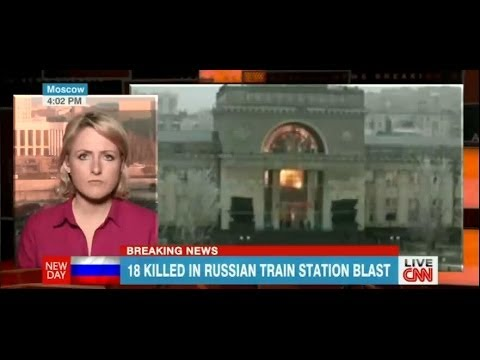 Russian Train Station Explosion Volgograd Station Blast Fatalities Black Widow Detonates Bomb