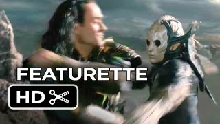 Thor: The Dark World Featurette Thor And Loki (2013