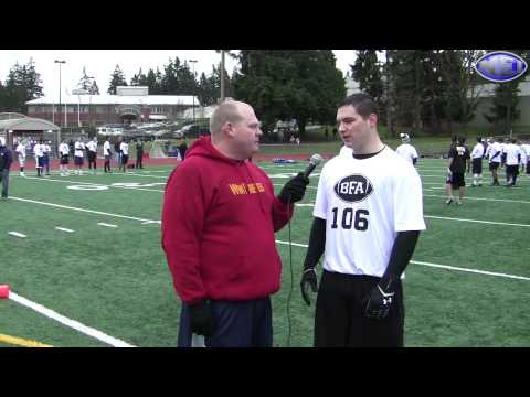 Braiden Beckman – Kentridge – 2014 Winter Showcase