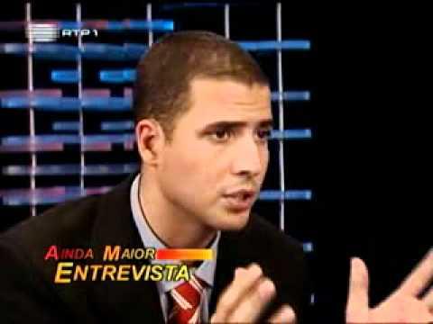 Ricardo Araujo Pereira entrevista Alberto João Jardim
