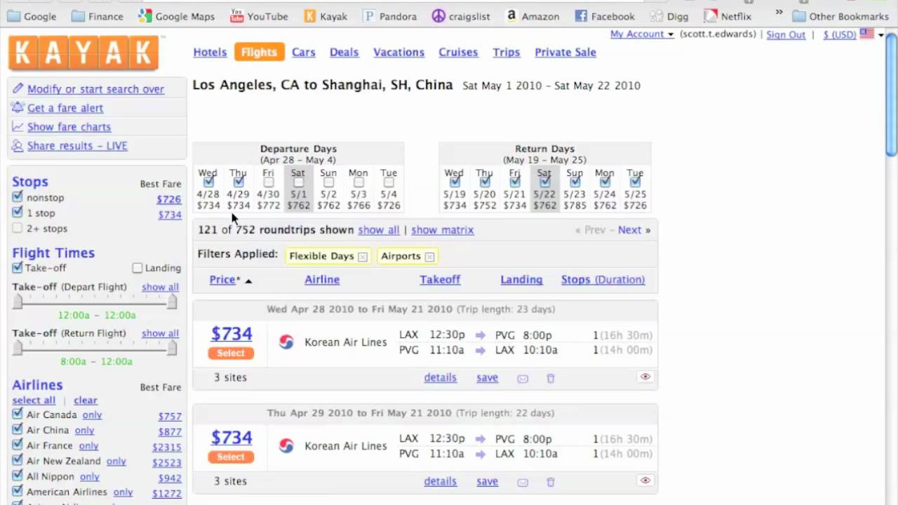 How to find cheap flights using part 1 of 3 in for How to find cheapest flight