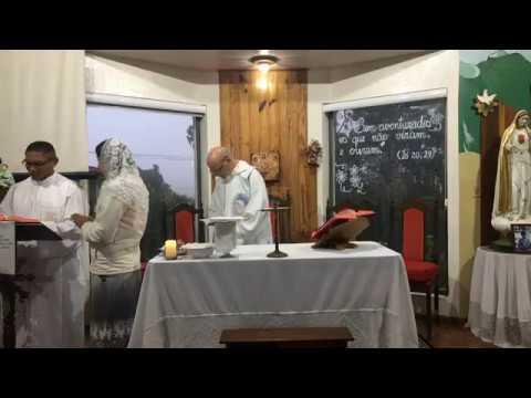Santa Missa | 15.04.2020 | Padre José Sometti | ANSPAZ