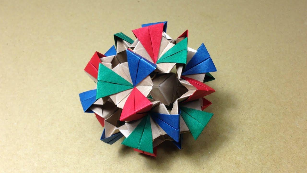 すべての折り紙 折り紙 多面体 : 折り紙(おりがみ)】 薗部 ...