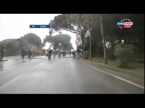 La Volta Ciclista a Catalunya 2014 - Stage 7 - finish
