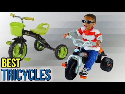 10 Best Tricycles 2017