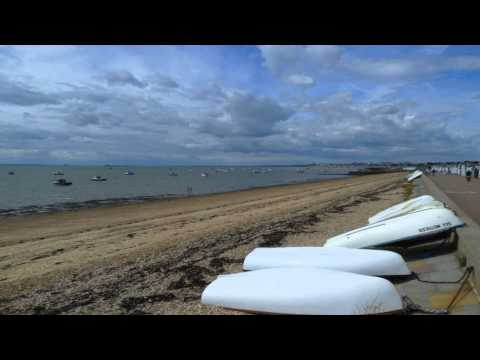 Shoebury Common Beach Southend-on-sea Essex