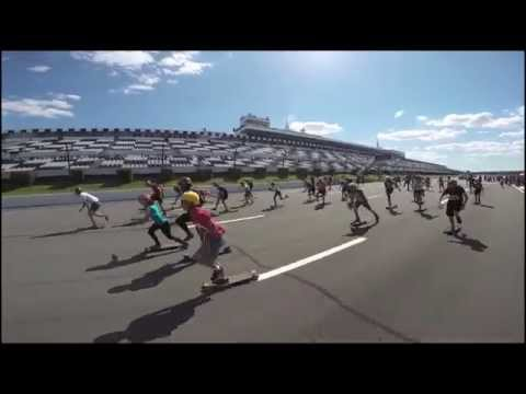 Sector 9 - Pocono Skateboard Race 2014