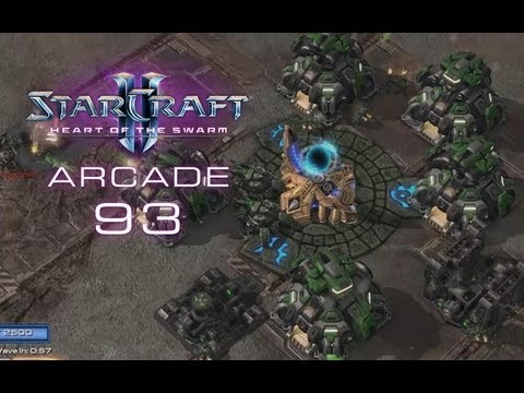 Folge 93 - Troops Defence - Planetare Festung. StarCraft_2_Arcade_93.