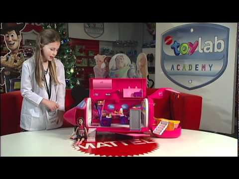 Natalie Reviews The Barbie 174 Glam Vacation Jet At Mattel S