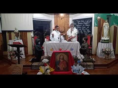 Santa Missa | 21.06.2021 | Segunda-feira | Padre Robson Antônio | ANSPAZ