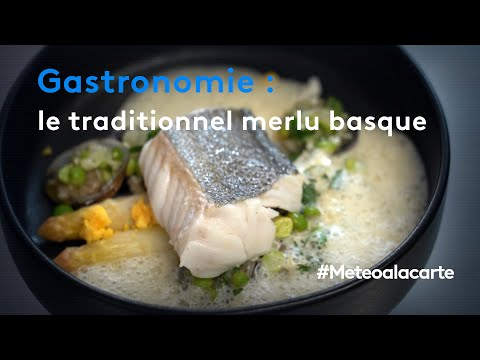 Gastronomie : le traditionnel merlu basque