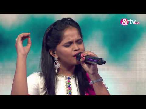 Parakhjeet and Sharayu - Performance - Battle Round Episode 12 - January 15, 2017 - The Voice India Season2