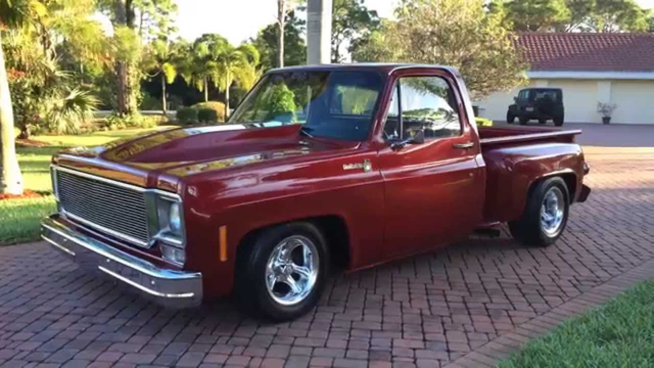 1983 Chevy Truck Stepside For Sale.html | Autos Post