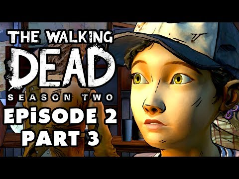 The Walking Dead: Season 2 - Episode 2: A House Divided - Gameplay Walkthrough Part 3