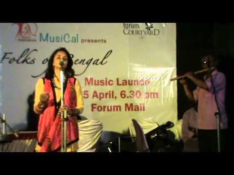 Choriya Manabgari CD launched @Forum CourtYard