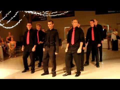 Groom's Dance For Bride