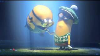 MINIONKI ROZRABIAJĄ - zwiastun nowej komedii animowanej