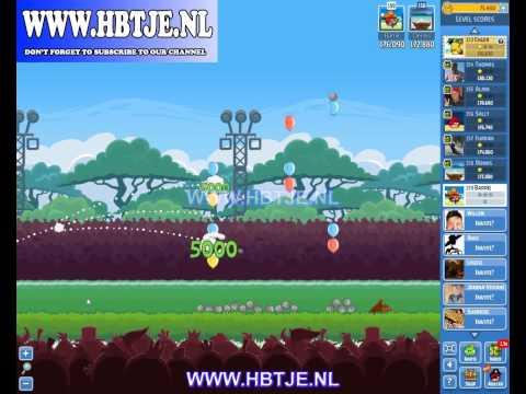 Angry Birds Friends Tournament Level 2 Week 121 (tournament 2) no power-ups
