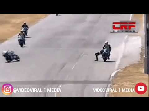 Motorcycle accident but really #funny #FUNNY🔥🔥😂😂😂😂😂
