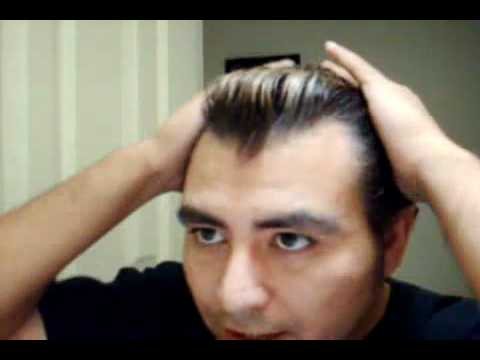 how to create justin bieber pompadour hair youtube