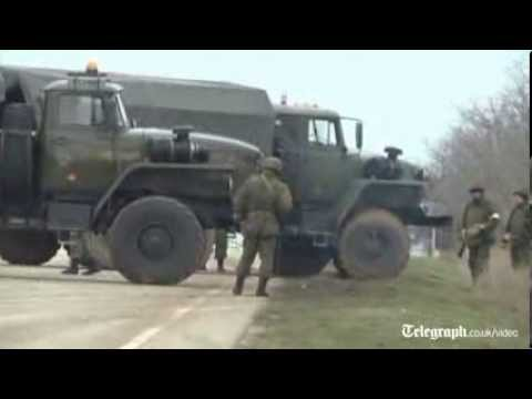 Crimean leader claims control and asks Putin for help
