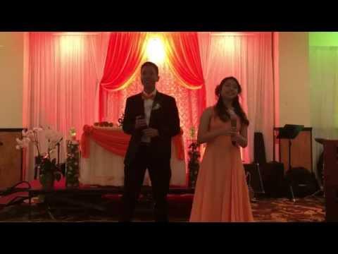 Tuan Anh - Quynh Vy sing Tinh Yeu Mau Nang