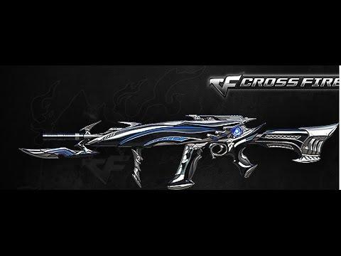 [CF/CHINA] AK-12 Knife-Iron Spider (VIP) ☆ARMA QUE ESTARA VINDO PRO CROSSFIRE AL