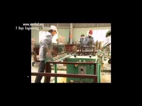 Tìm hiểu về máy chế biến gỗ trọng công nghiệp
