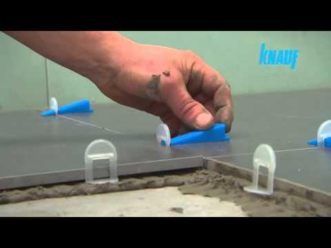 Nivelleersysteem voor tegels