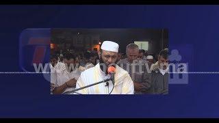 بالفيديو..الكرعاني ينهار في جنازة العلامة الراحل محمد زحل |