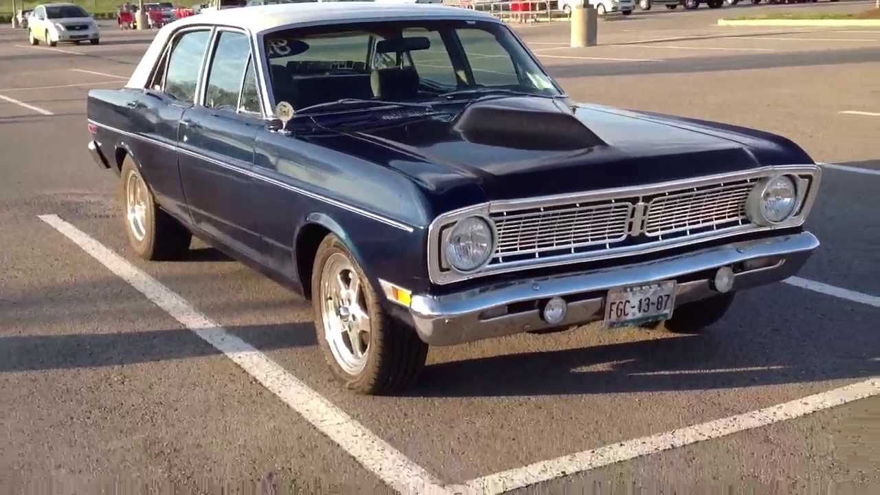Watch on 1969 ford falcon futura