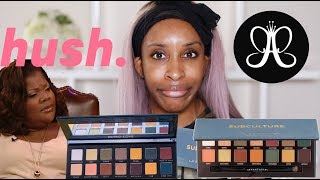 ABH Is SHAKING - Shop Hush Vs. Subculture?! | Jackie Aina