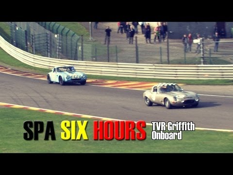 Spa Six Hours - TVR Griffith