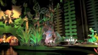 Magic Kingdom It's A Small World (Full Ride) POV Walt Disney World HD