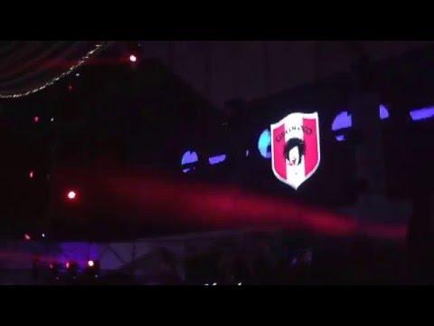 Closing set at Circo Loco at Asia Lima - Perú