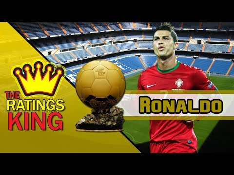 How Cristiano Ronaldo won the 2013 Ballon d'Or | The Ratings King