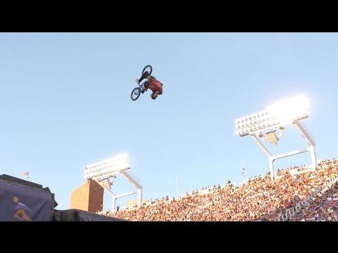 BMX Best Tricks - Best Moments - Andy Buckworth