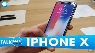 Cận cảnh iPhone X- Smartphone đột phá nhất, Giá không rẻ dưới 30 triệu 😂