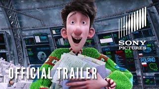 ARTHUR CHRISTMAS Official Trailer In Theaters 11/23