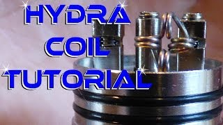 Hydra Coil Build Tutorial How To