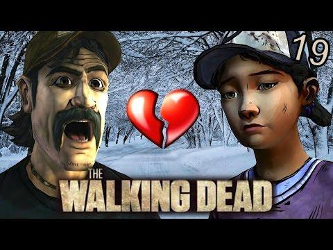 CLEMENTINE SE GANA EL ODIO DE KENNY | The Walking Dead Temp. 2 | Parte 19 - JuegaGerman