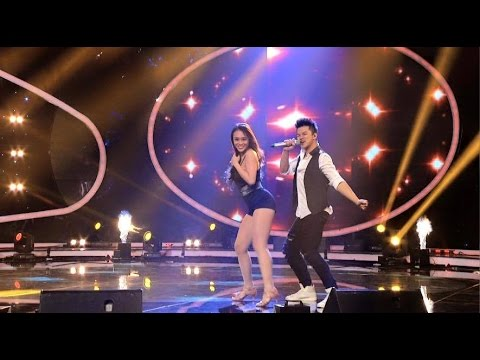 The Way You Make Me Feel Michael Jackson - Trọng Hiếu Vietnam Idol 2015