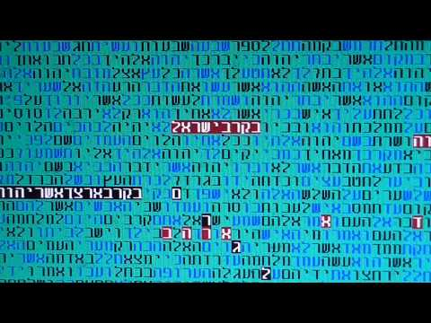 U S  Spying in Israel in bible code