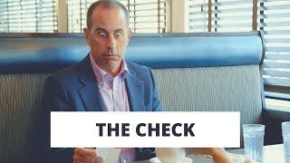 How Jerry Seinfeld Pays the Check
