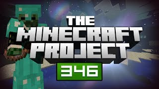 THE LIGHTHOUSE IS FINISHED! - The Minecraft Project Episode #346