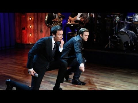 Jimmy Fallon and Justin Timberlake's Most Viral Moments | The Buzz
