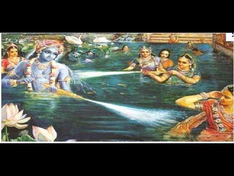 Aaj Barsane Mein by Bhaiya Krishan Das [Full Song] I Ek Shaam Baanke Bihari Ke Naam